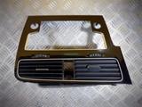 VW GOLF VII DEKOR RAMKA NAVI RADIA 5G1819743D