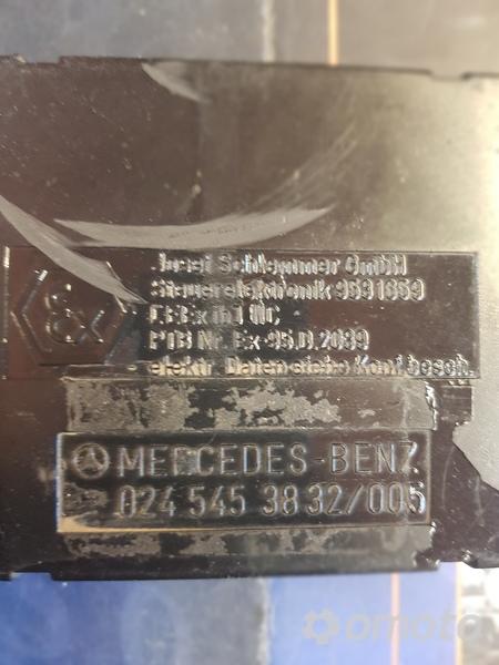 MERCEDES ACTROS AXOR MODUŁ KOMPUTER 0245453832