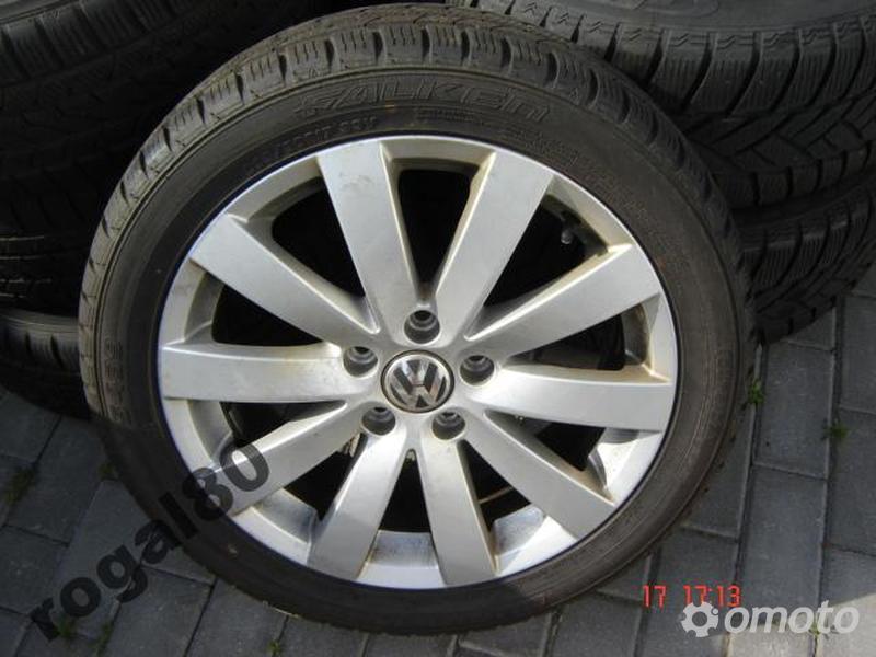 VW PASSAT 3AA FELGI ORYG.Z OPONAMI FALKEN