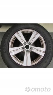VW TOUAREG AUDI Q7 FELGI IDEALNE 4M0601025 A ZIMA