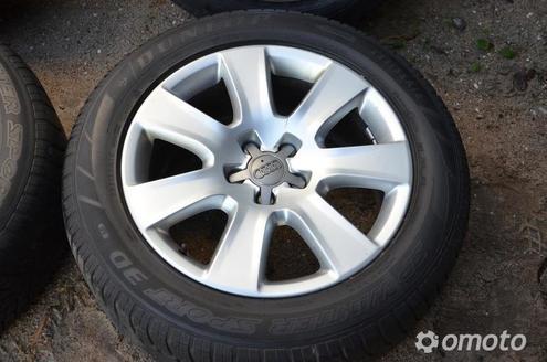 Opony Alufelgi Zima 2355518 Dunlop Audi A6 A8 Do Samochodów