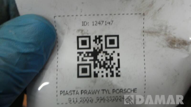 99633202406 ZWROTNICA POLOS PRAWY TYL PORSCHE 911