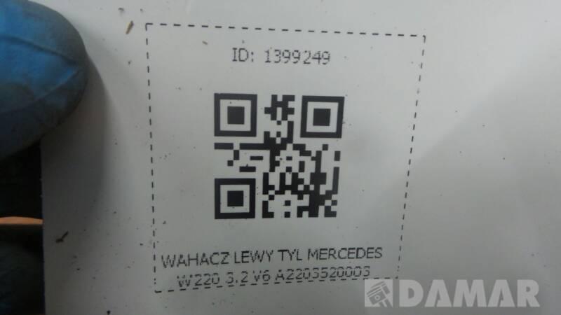 A2203520003 WAHACZ LEWY TYL MERCEDES W220 3.2 V6