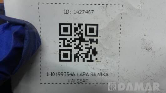 1H0199354A ŁAPA SILNIKA VW SEAT