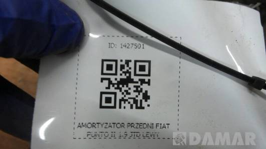 AMORTYZATOR PRZEDNI LEWY FIAT PUNTO II 1.9 JTD