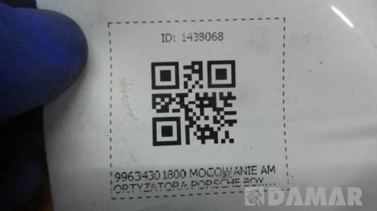 99634301800 MOCOWANIE AMORTYZATORA PORSCHE BOXSTER