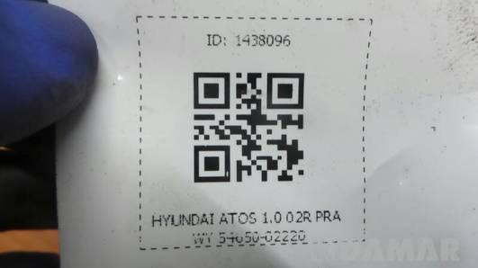 54650-02220 PRAWY HYUNDAI ATOS 1.0 02R