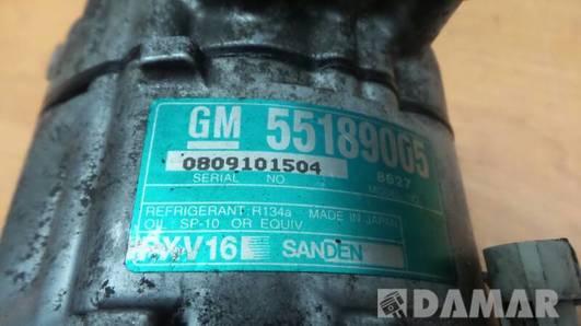 55189005 KOMPRESOR KLIMATYZCJI FIAT CROMA 2.4JTD