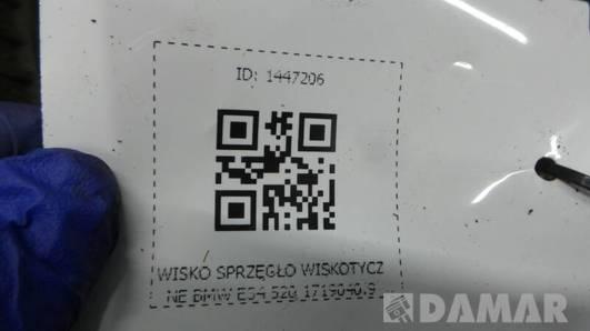 WISKO SPRZĘGŁO WISKOTYCZNE BMW E34 520 1719040.9