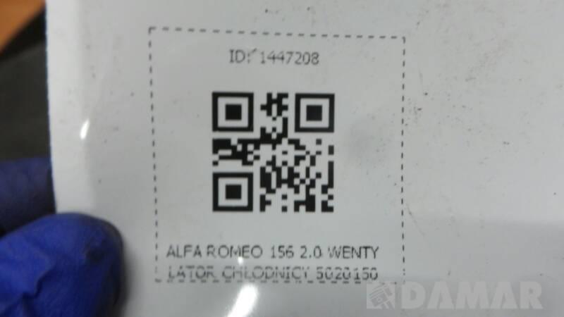 1324810080 WENTYLATOR CHŁODNICY FIAT DUCATO 2003