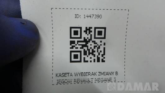 LEWAREK ZMIANY BIEGOW RENAULT MEGANE III