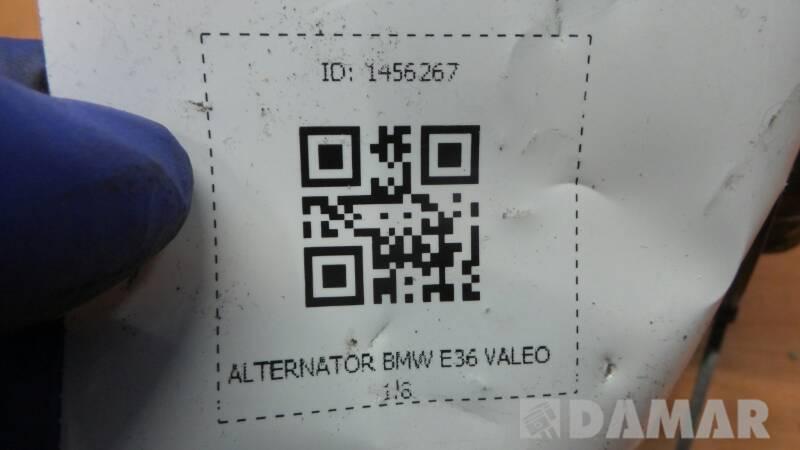 ALTERNATOR BMW E36 VALEO 1.8