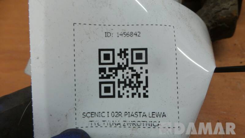 ZWROTNICA LEWA TYL RENAULT SCENIC I LIFT 02R