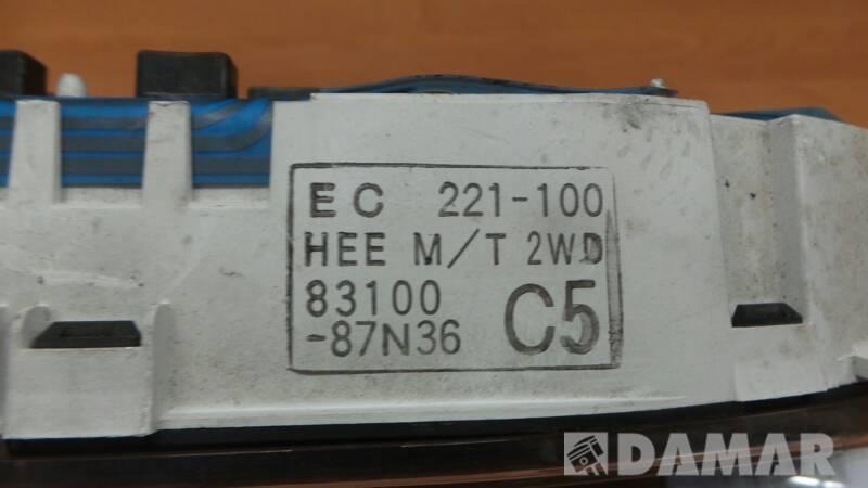 83100-87N36 LICZNIK ZEGAR DAIHATSU CHARADE 96r
