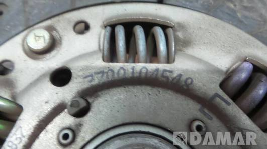 7700104548 TARCZA SPRZEGLO RENAULT MEGANE 1.6 16V