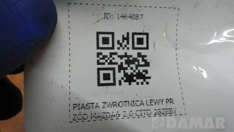 ZWROTNICA LEWY PRZOD MAZDA6 2.0CITD 28ZEBY