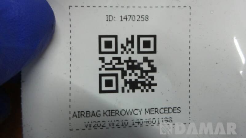 1404601198 AIRBAG KIEROWCY MERCEDES W202 W210