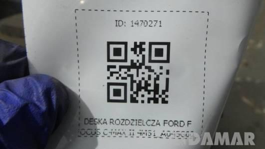 DESKA KONSOLA FORD FOCUS C-MAX II 4M51_A045G00