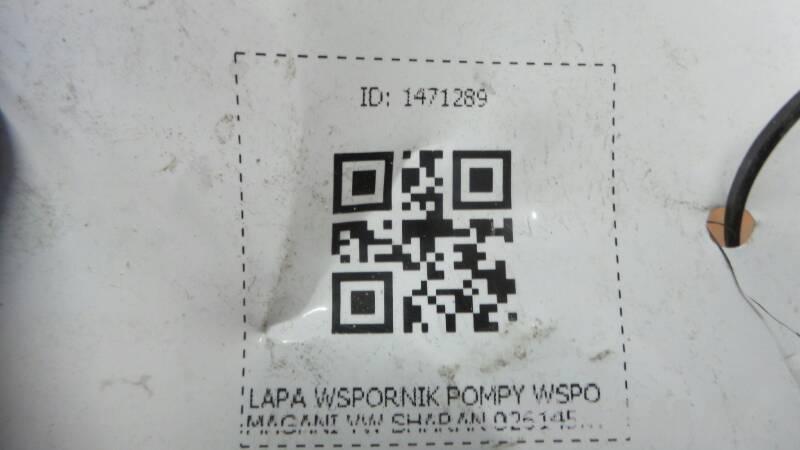 026145531D WSPORNIK POMPY WSPOMAGANIA VW SHARAN
