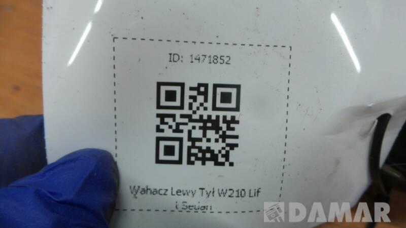WAHACZ LEWY TYL W210 3.0