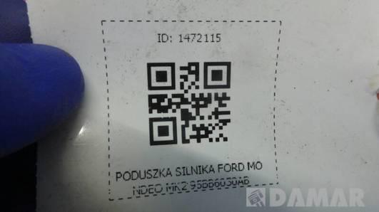 PODUSZKA SILNIKA FORD MONDEO MK2 95BB6030AB