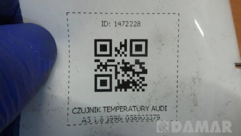 058905379 CZUJNIK TEMPERATURY AUDI A3 1.8 1996r