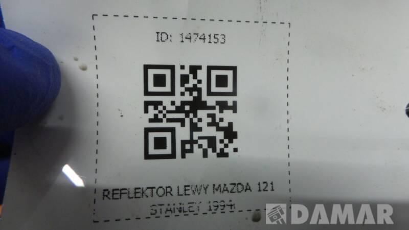 REFLEKTOR LEWY MAZDA 121 STANLEY 1994r