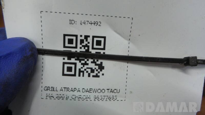 96377693 GRILL ATRAPA DAEWOO TACUMA 2001r CHROM