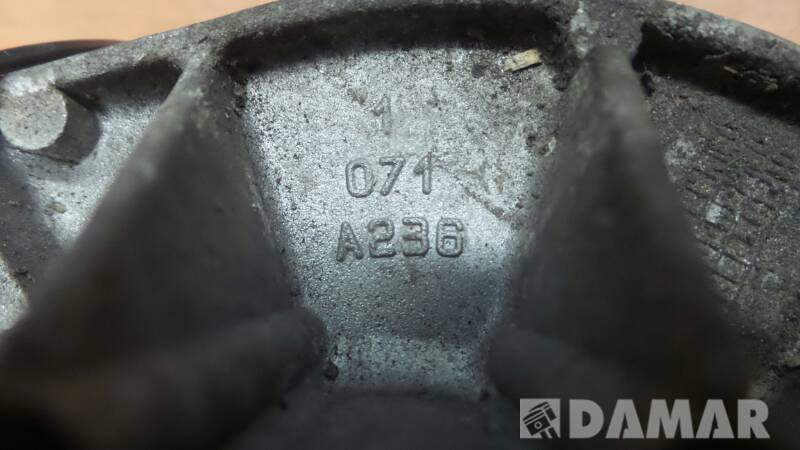 Ducato Boxer 02-06 mocowanie amortyzatora 071a236