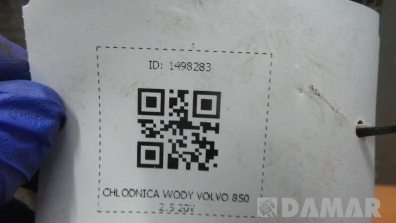 CHLODNICA WODY VOLVO 850 2.5 20V