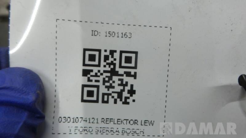 0301074121 REFLEKTOR LEWY FORD SIERRA BOSCH