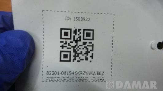 82201-08154 SKRZYNKA BEZPIECZNIKOW SSANG YOUNG