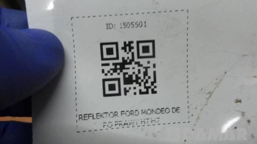 REFLEKTOR FORD MONDEO DEPO PRAWY H7 H7