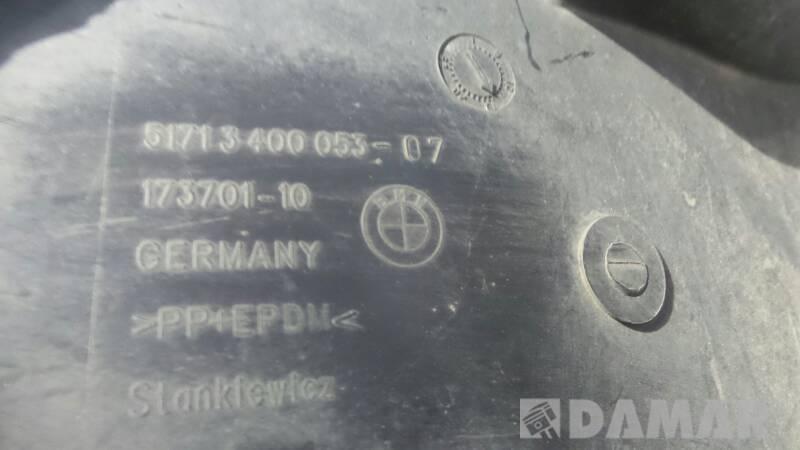 3400053 NADKOLE LEWY PRZOD BMW X3