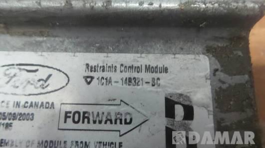 1C1A14B321BC MODUL AIRBAG FORD TRANSIT 2003r
