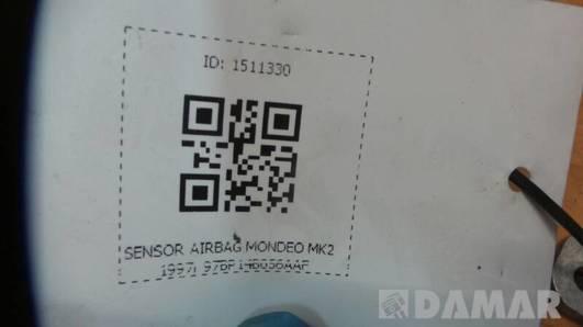97BP14B056AAF SENSOR AIRBAG MONDEO MK2 1997r