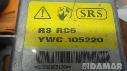 YWC105220 - SENSOR AIRBAG ROVER 200 214 216 220