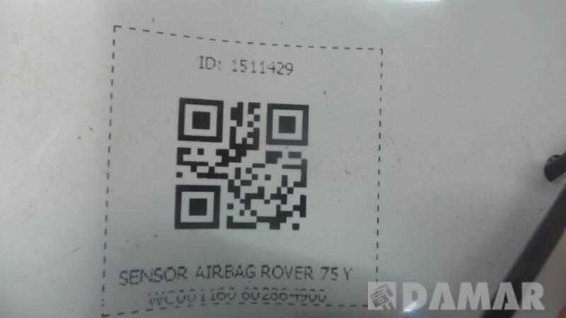 YWC001160  SENSOR AIRBAG ROVER 75 602864900