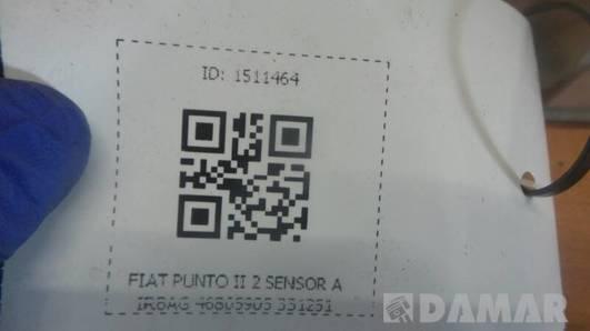 46805905 SENSOR AIRBAG FIAT PUNTO II 2
