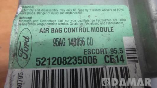 95AG14B056CD MODUL AIRBAG FORD ESCORT MK7 1995r