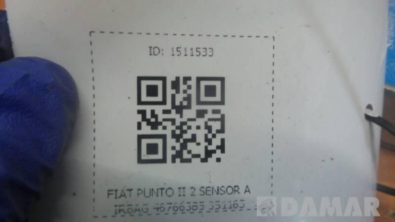 46766385 FIAT PUNTO II 2 SENSOR AIRBAG