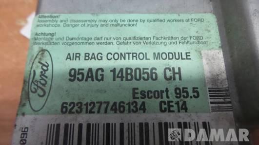 95AG14B056CH MODUL AIRBAG FORD ESCORT MK7 1995r
