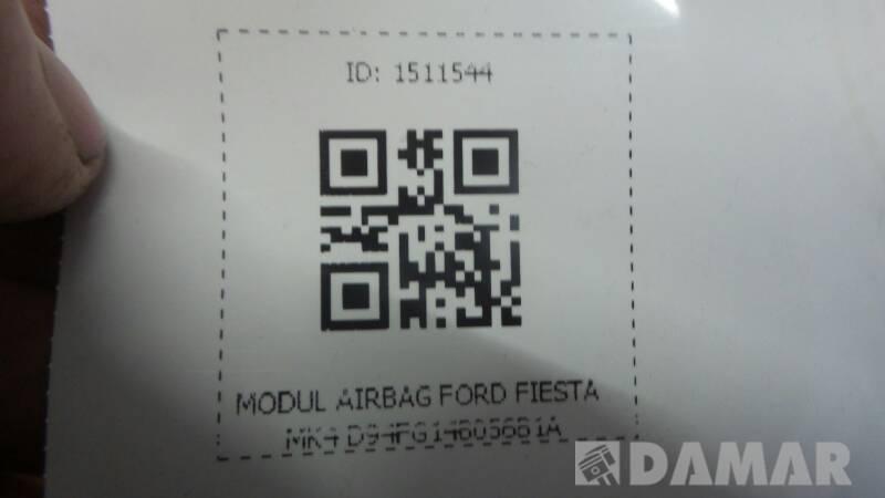 D94FG14B056B1A MODUL AIRBAG FORD FIESTA MK4