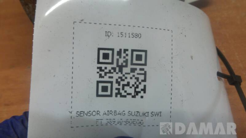38910-60E00 SENSOR AIRBAG SUZUKI SWIFT