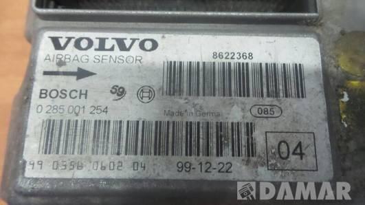 0285001254 SENSOR AIRBAG VOLVO S60 V70 2.3 T5 03