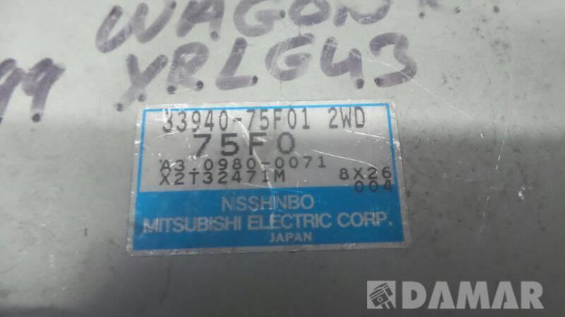 3394075F01 STEROWNIK ABS SUZUKI WAGON R