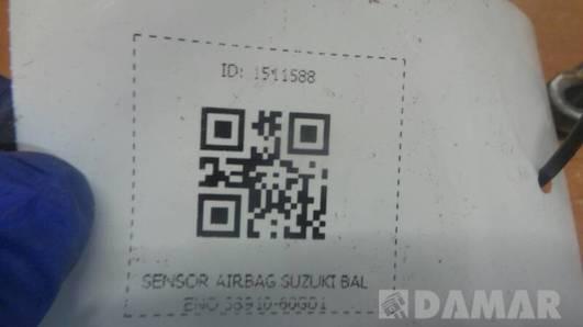 38910-60G01 SENSOR AIRBAG SUZUKI BALENO