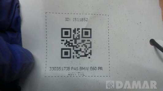 33035173B PAS PRAWY TYL BMW E60
