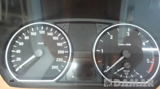 9187046  ZEGARY LICZNIK BMW E87 E81 E82 118D 120D