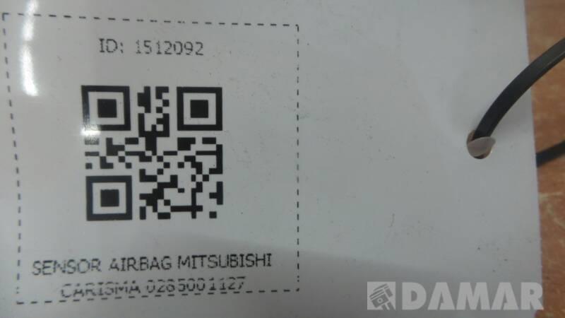 0285001127 SENSOR AIRBAG MITSUBISHI CARISMA